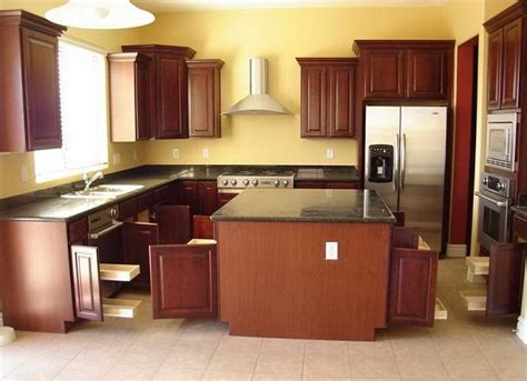 yellow kitchen decorating ideas beautiful yellow and brown kitchen interior designs