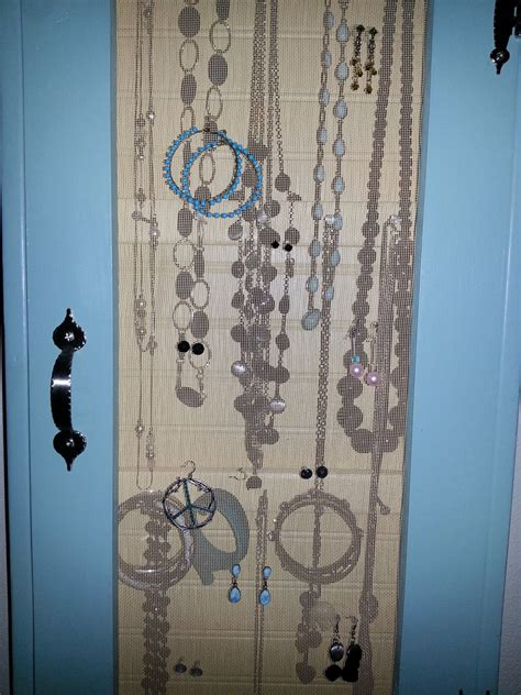 ana white jewelry wall cabinet diy projects