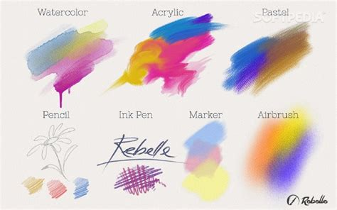 Picking Colors by Rebelle Review Digital Painting Tool That Creates
