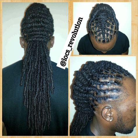 locked hair styles men s loc style by niyya tenee dreadlock hairstyles