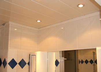 Coller Du Ba13 Au Plafond by Vid 233 O La Pose D Un Lambris Pvc Objectif Habitat