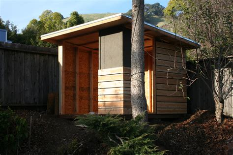 Playhouse Shed by Modern Shed Playhouse 11 Marin Homestead