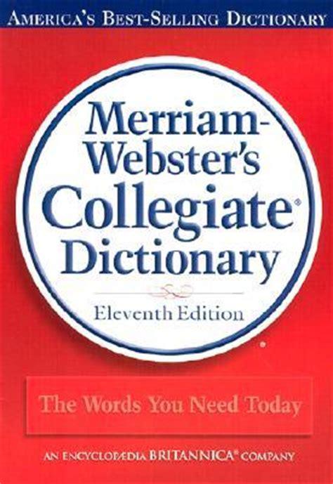 dictionaries books