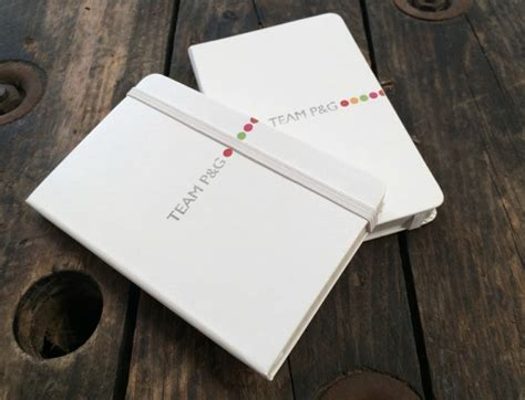 Branded Executive Notebooks Promo Offer By Brand - ideas for creative agencies brands 29