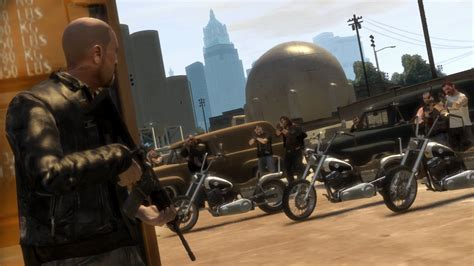 GTAIV: The Lost and Damned Review   MonsterVine