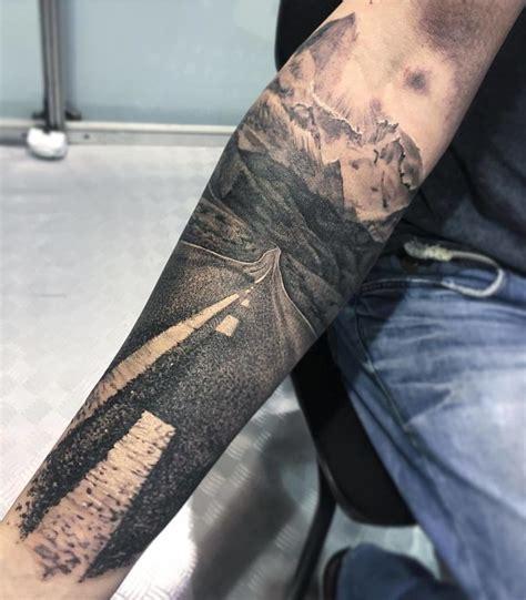 gambar tato panda 10 gambar tato dengan tema travelling yang sangat menarik