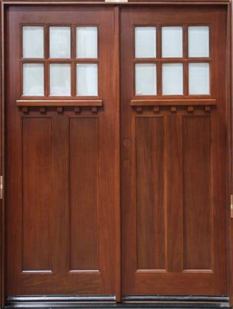 30 Exterior Doors Solid Wood Cherry 30 Quot Exterior Door Unit