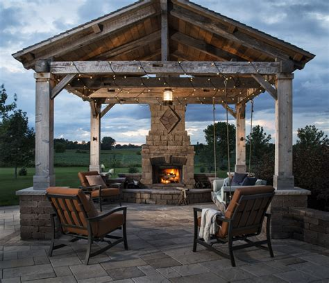 Covered Gazebos For Patios Baroque Toilet Seat Riser In Patio Other Metro With Belgard Lafitt Rustic Slab Next To Outdoor