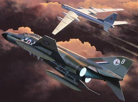 aborted landing frequency jetagermc british phantoms