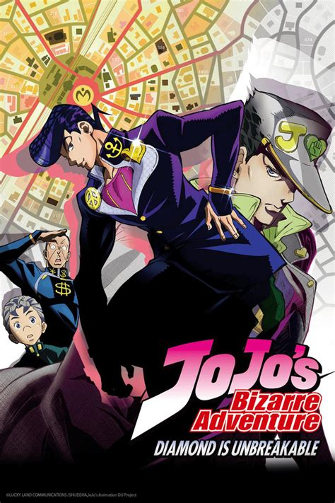 jojo s bizarre adventure watch on crunchyroll