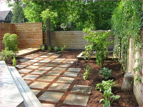 Simple Backyard Landscape Ideas On A Budget Jbeedesigns Garden Design Ideas On A Budget