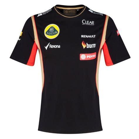 lotus shirt lotus f1 team t shirt mens