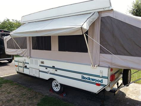 popup awning 17 best images about trailer awnings on pinterest