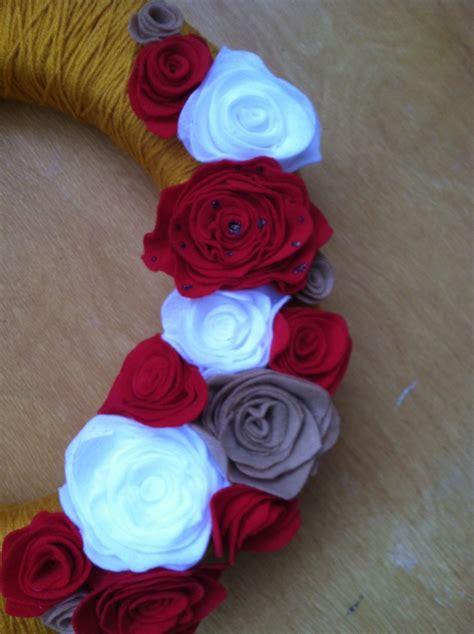 Felt Paper Crafts Ideas - felt flowers crafts felt and paper flowers