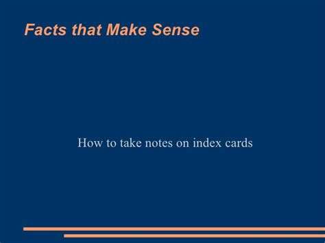 note card powerpoint template index card powerpoint