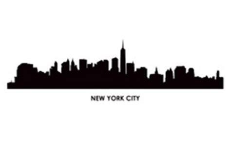 Sticker Tempelan Wall Sticker Sticker No No Smok T1310 1 new york cityscapes vinyl bedroom wall