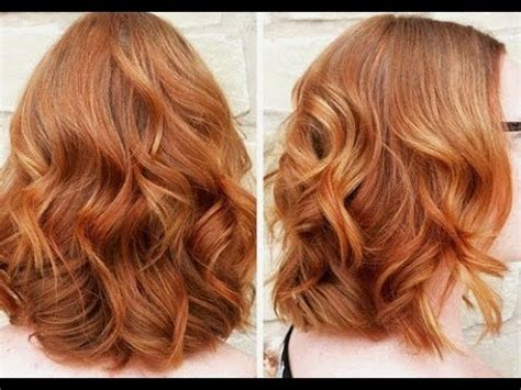 great ideas for copper hair color