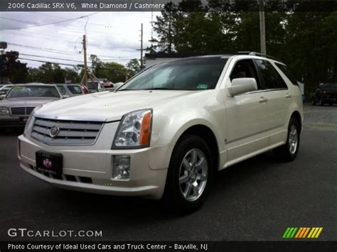 White Cadillac Srx by White 2006 Cadillac Srx V6 Interior