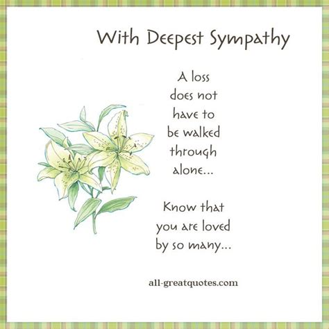 deepest sympathy words of comfort 25 best ideas about deepest sympathy messages on