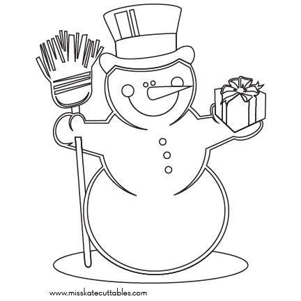 large snowman coloring page silhouette fonts for coloring coloring pages