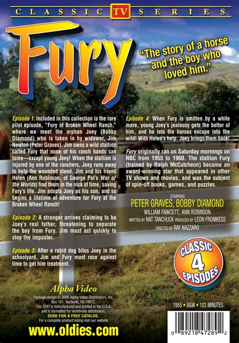 fast fury dea fast series volume 5 books fury volume 1 dvd r 1955 television on starring