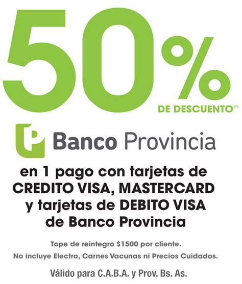 cuando se cobra el reintegro de las tarjetas de la asignacion banco provincia beneficios con tarjetas marzo 2018 hoy es