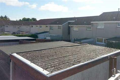 asbestos garage roof repair exles asbestos garage roof repair exles asbestos garage roof repair