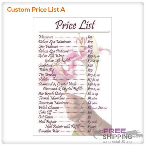 Handcrafted Homes Price List - custom price list a spasalon us
