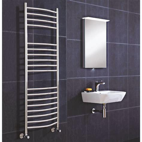 electric radiators bathroom phoenix bathrooms thame curved pre filled electric