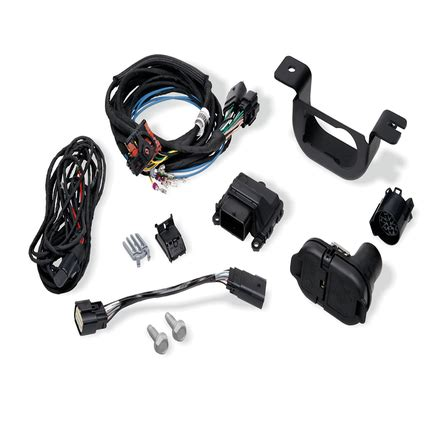 jeep wrangler jl trailer tow wiring harness