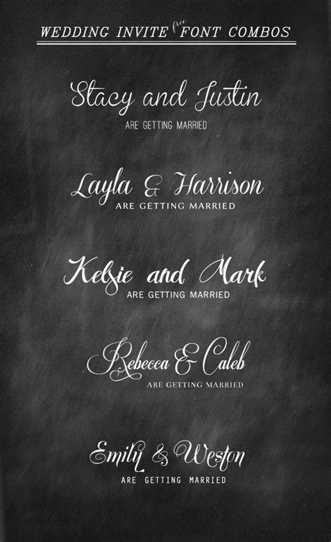 Wedding Font Beautiful by Best 25 Invitation Fonts Ideas On Wedding