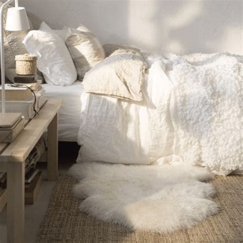 Sheepskin Rug Bedroom by Ivory White Sheepskin Throw Rugs Concepts And Colorways