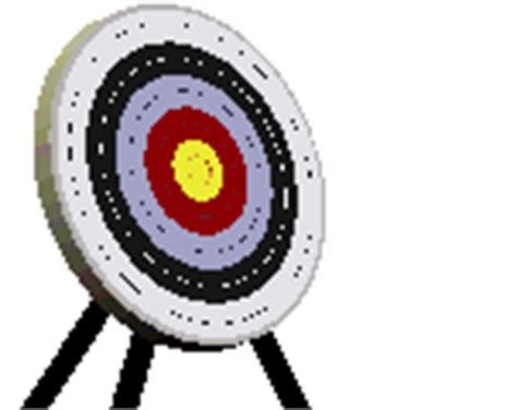 imagenes gif objetivos im 225 genes gif de tiro al blanco con flechas