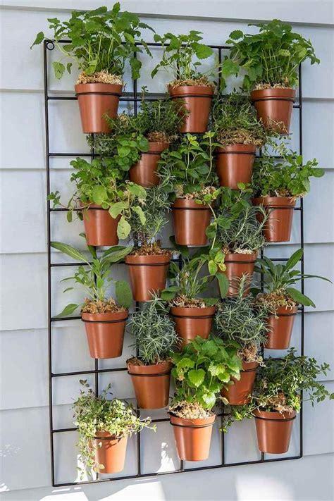Balkon Garten Anlegen by Vertikaler Garten Mit Blument 246 Pfen Selber Bauen Und