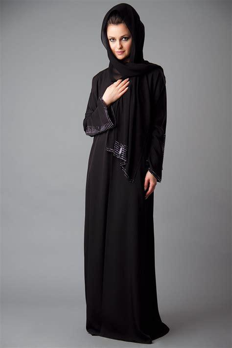 Gamis Aradya designer embroidered abaya collection 2013 2014 new
