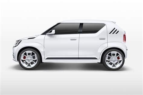 Suzuki Im Suzuki Concept 4x4 Im 4 A Geneve 2015
