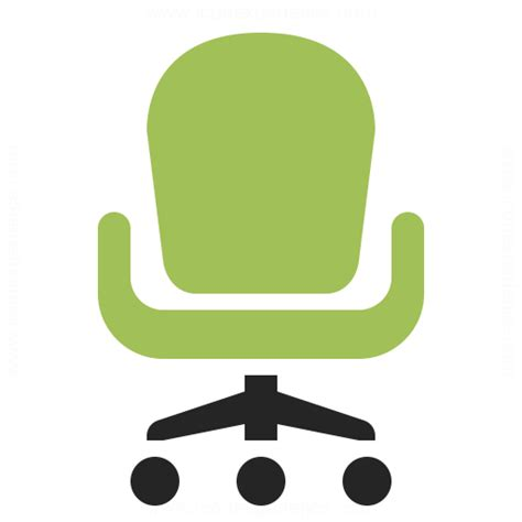 stuhl piktogramm office chair icon iconexperience professional icons