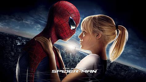 amazing spider man emma stone wallpapers hd wallpapers