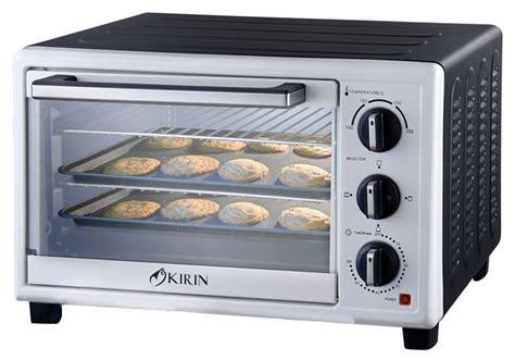 Oven Watt Rendah jual kirin kbo 190 lw oven silver hitam harga