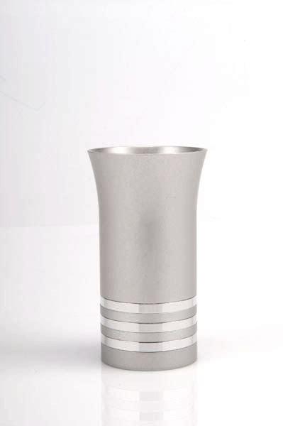 Sendok Set Eleggant By Shabat Shop silver rings kiddush cup by agayof