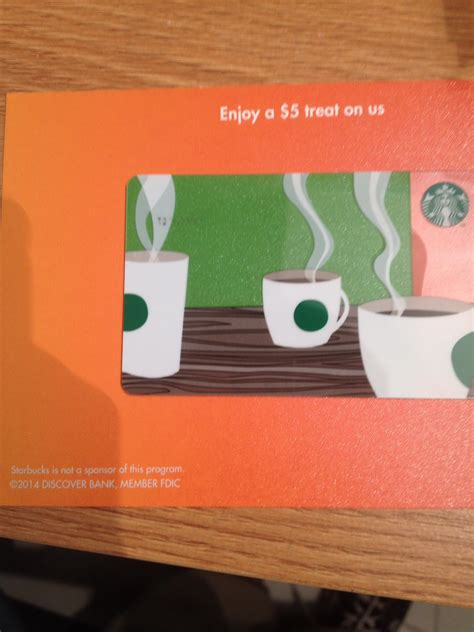 Td Gift Card Customer Service - discover starbucks gift card page 2 myfico 174 forums