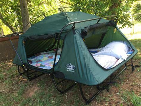 Ori Quechua Tenda Keluarga 2 Seconds Cing Tent 3 Green k rite tent cot is a pullout bed in tent form