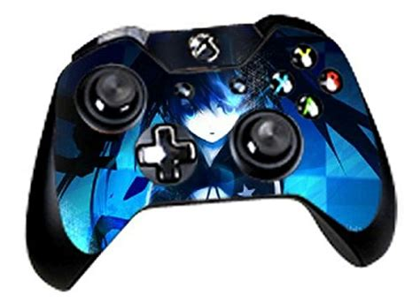 Anime Xbox One Controller by Anime And Pair Of Vinyl Decal Controller Sticker