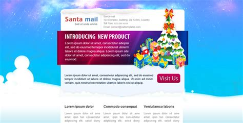 Newsletter Template Gmail gmail email newsletter templates free