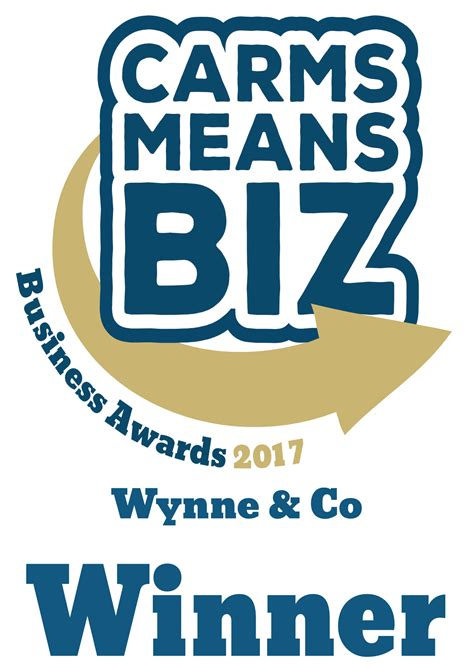 carms house wynne and co win 2017 carms means biz award for business and professional services