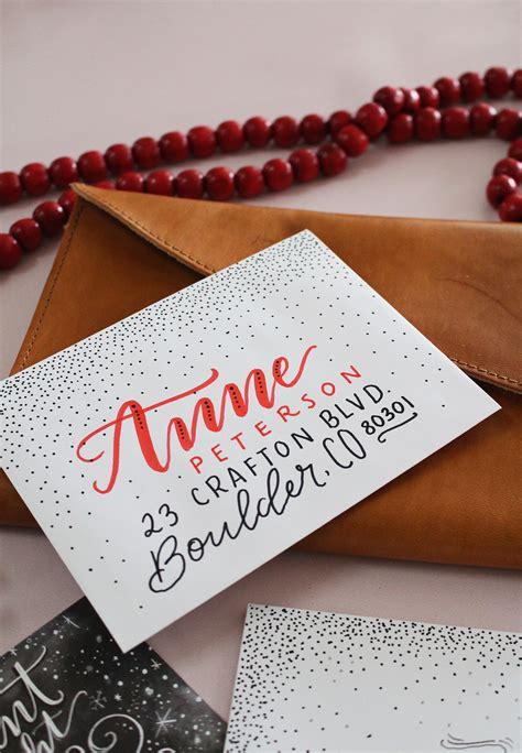 Decoration Enveloppe by 5 Card Envelope Decorating Ideas
