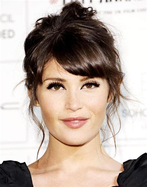side swoop bangs hairstyle for black wan 50 gorgeous side swept bangs hairstyles for every face shape