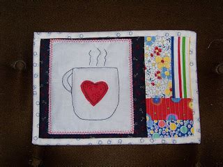 Mug Rugs To Make by Attic Window Quilt Shop Mug Rugs