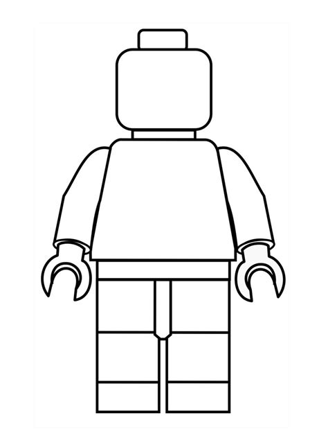 how to make coloring pages from photos lego man coloring page lego man coloring page free