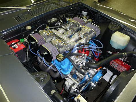Datsun 240z V8 Conversion Kit by 240z V8 Conversion Small Block Ford